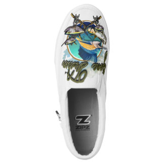 Gone Fishin 01 Slip-On Sneakers
