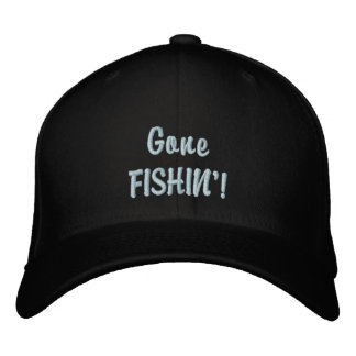 Gone Fishin' Anglers CAP