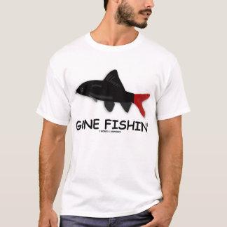 Gone Fishin' (Epalzeorhynchus bicolor) T-Shirt
