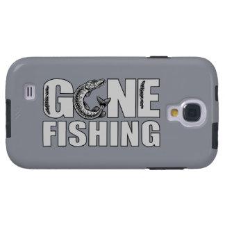 GONE FISHING custom Samsung case