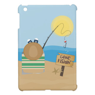 Gone Fishing iPad Mini Case