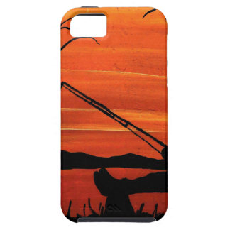 Gone Fishing iPhone 5 Cases