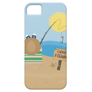 Gone Fishing iPhone 5 Cover