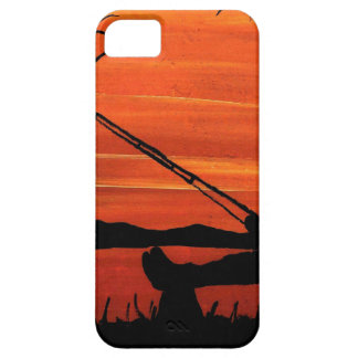 Gone Fishing iPhone 5 Covers