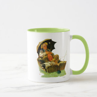 Gone Fishing Mug