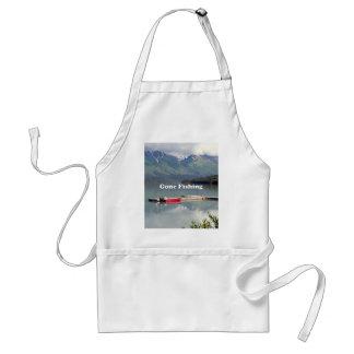 Gone Fishing: Trail Lake, Alaska Standard Apron