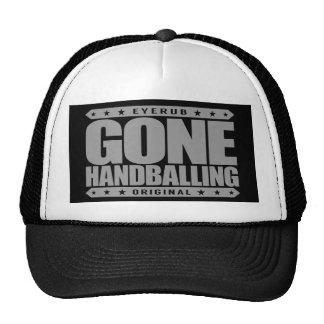GONE HANDBALLING - I Am Savage Pro Handball Player Trucker Hat