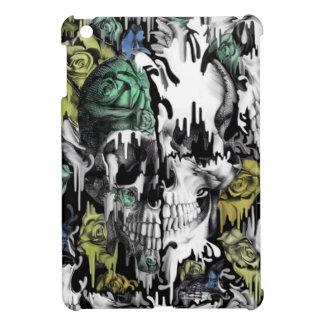 Gone in a splash skull pattern iPad mini case