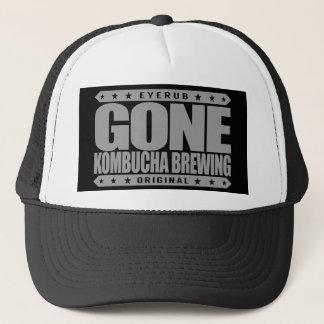 GONE KOMBUCHA BREWING - I Brew Fermented Drinks Trucker Hat