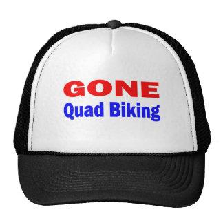 Gone Quad Biking. Trucker Hat