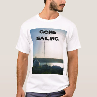 GONE SAILING shirt