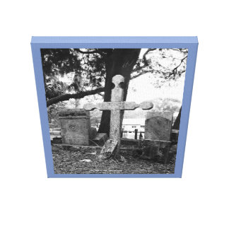 Gone So Young Canvas Print
