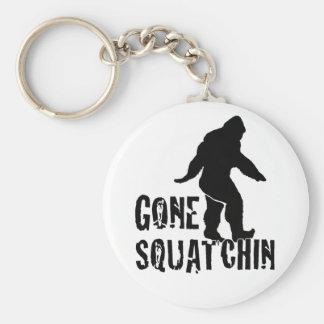Gone Squatchin 2 Key Chain