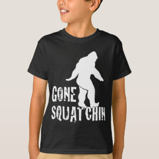 Gone Squatchin 2 T-Shirt