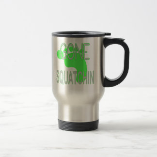 Gone Squatchin Gifts Travel Mug