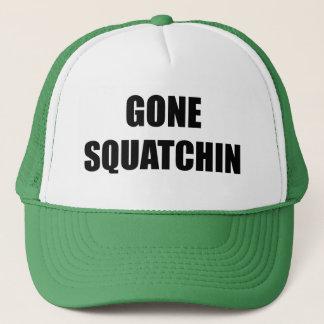 Gone Squatchin hat like Bobo Big Foot hunter