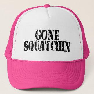 Gone Squatchin Hat (pink)