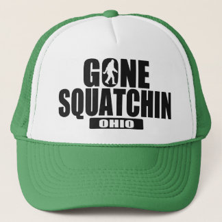 Gone Squatchin OHIO Edition Hat