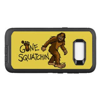 Gone Squatchin OtterBox Defender Samsung Galaxy S8+ Case