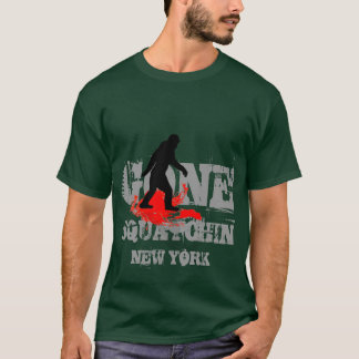 Gone Squatchin  personalized T-Shirt