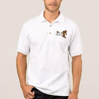 Gone Squatchin Polo Shirt