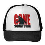 Gone Squatchin (Red & Black)
