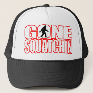 GONE SQUATCHIN Sasquatch Hat
