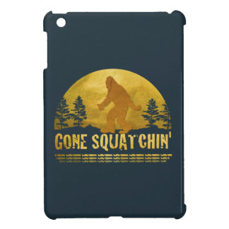 Gone Squatchin' Vintage Case For The iPad Mini