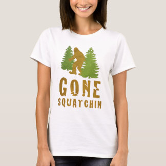 Gone Squatchin (Vintage) T-Shirt