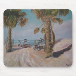 Gone Surfing Mouse Pad