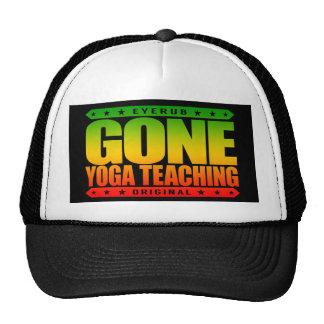 GONE YOGA TEACHING - Physical & Spiritual Teacher Trucker Hat