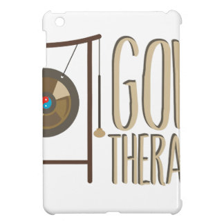 Gong Therapist Cover For The iPad Mini