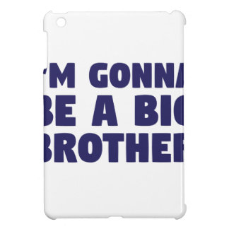 Gonna Be A Big Brother Case For The iPad Mini