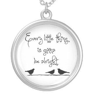 Gonna Be Alright Necklaces