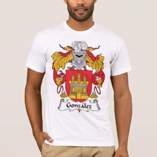 Gonzalez Family Crest T-Shirt
