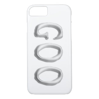 Goo | Clear See Through Gel Font | Customizable Case-Mate iPhone Case