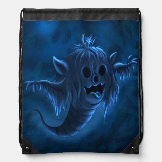 GOO HALLOWEEN MONSTER Drawstring Backpack