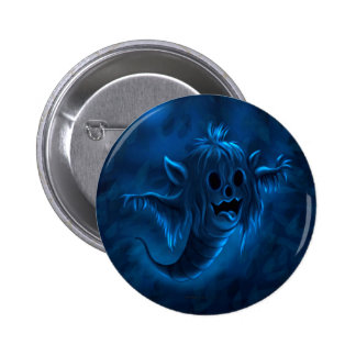 GOO MONSTER SMALL BUTTON 2¼ Inch