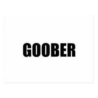 Goober Postcard
