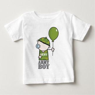 Goochicoo army_boy baby T-Shirt