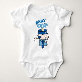GoochiCoo -BABY COP Baby Bodysuit