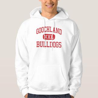 Goochland - Bulldogs - High - Goochland Virginia Hoodie