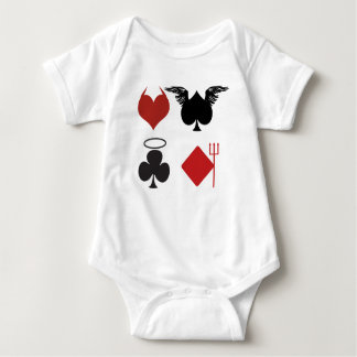 Good and Bad Baby Bodysuit