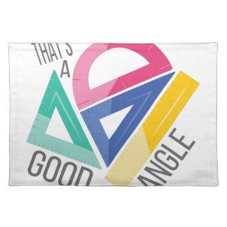 Good Angle Placemats