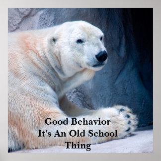 Good BehaviorI Poster
