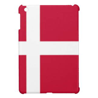 Good color Denmark flag Print iPad Mini Case