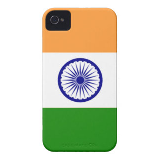 "Good color Indian flag ""Tiranga"" iPhone 4 Covers"