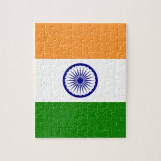 """Good color Indian flag """"Tiranga"""" Jigsaw Puzzle"""