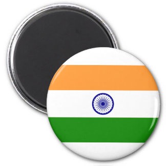 "Good color Indian flag ""Tiranga"" Magnet"