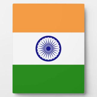 "Good color Indian flag ""Tiranga"" Plaque"